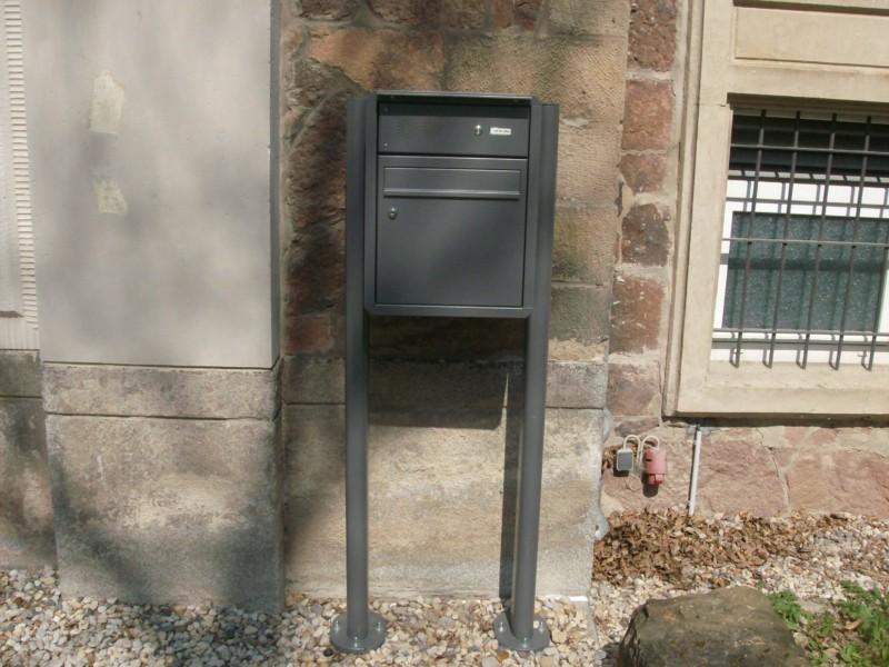 Postkasten – Kommunikation zwischen Absender und Empfänger