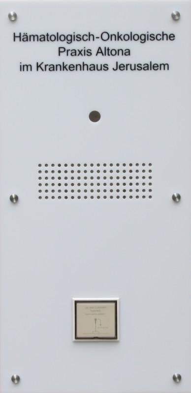 klingelplatten briefkastenanlagen briefkastenhandel hiller
